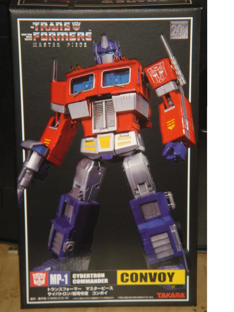 Transformers Macross Soc Revoltech Evangelion Garo Mp 10 Optimus Prime Convoy Manufacturer Takara Stock Availability Out Of Box Condition 85 To 95 Description This Piece Is At 12 Inches And Diecast