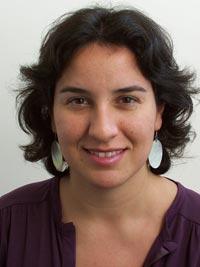 María Lorenzo, autora de Retrato de D y La pantera de Rilke