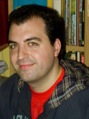 Storyboarder Antonio Santamaría