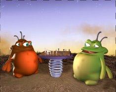 SpaceToons-Primera serie 3D española en Internet
