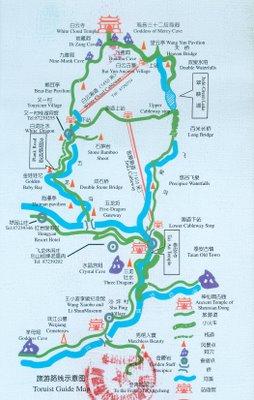 Carte et itineraire