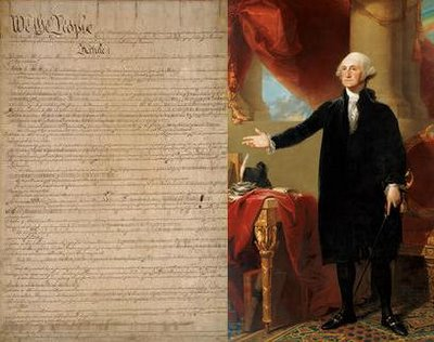 The Constitution and President George Washington