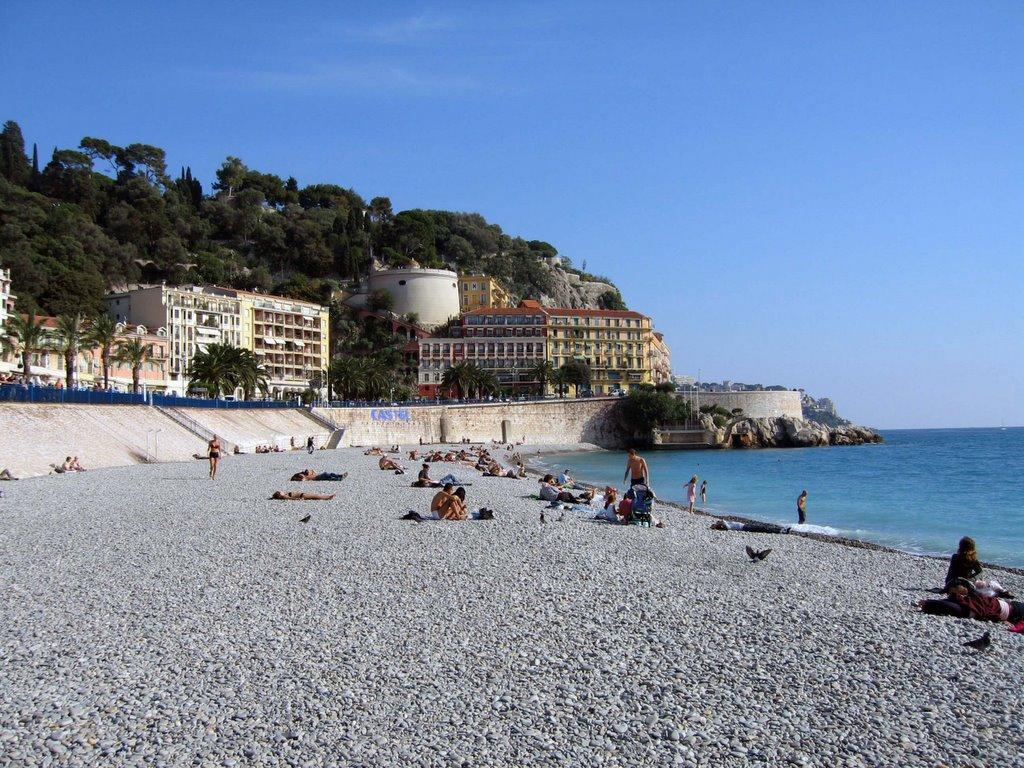 Macorini topless beach pictures #3