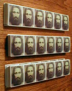 part of the 90,000 pictures of Jesus