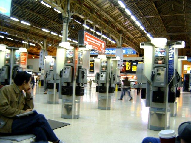 Espera En La Estación