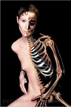 Crea tu propio empleo - Body Paint - Post N°1