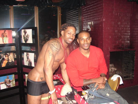 What? Tyson Beckford naked? - Gay
