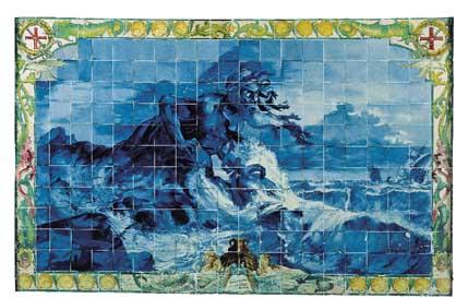 Tretas letras outubro 2006 for Fabrica de azulejos