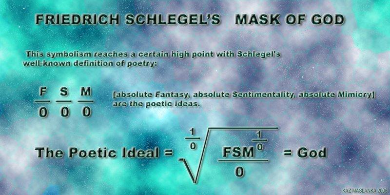 Mathematical Poetry Grumman On Schlegel