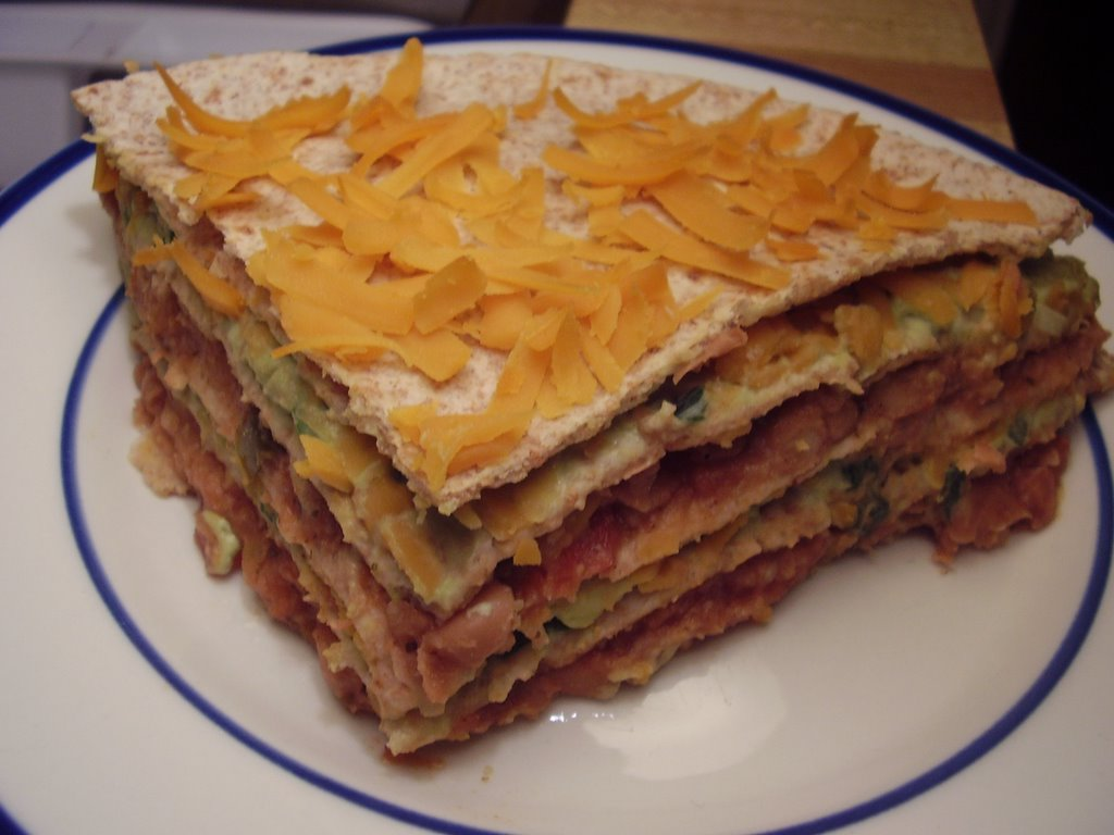 Burrito Pie Recipe — Dishmaps