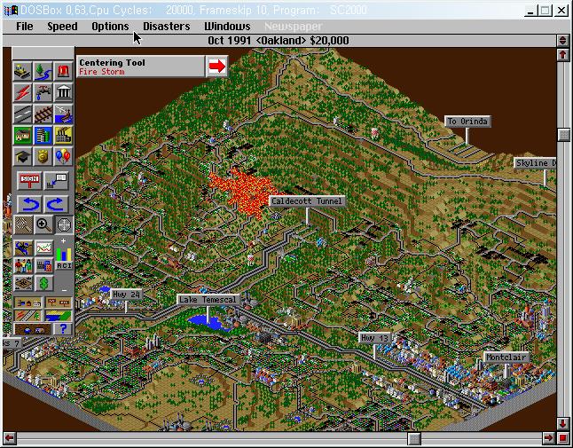 심시티2000 (SIMCITY 2000)
