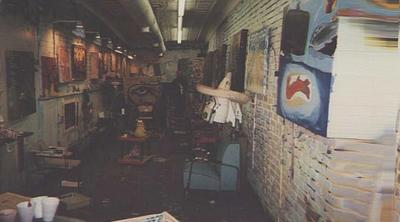 west bank school of art, interior on cedar avenue, minneapolis