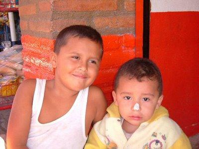 Brothers in Lo de Marcos