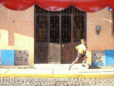 Ray, in Lo de Marcos