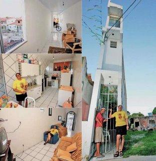 Arte la casa corredor pasillo - La casa de las estanterias ...