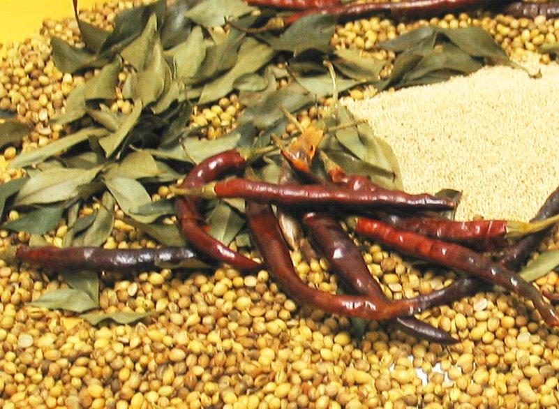 One Bite at a Time: The secret Sambar Powder recipe (that