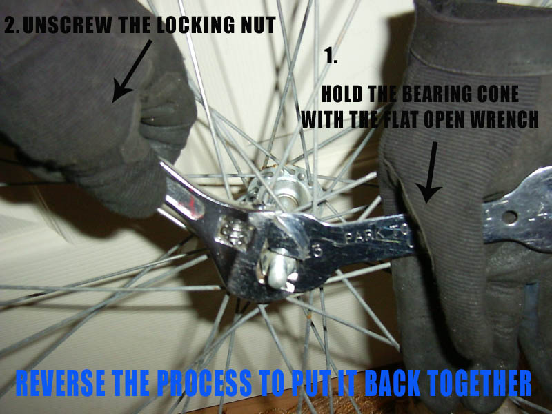 Bmx Bike Bearing Grease