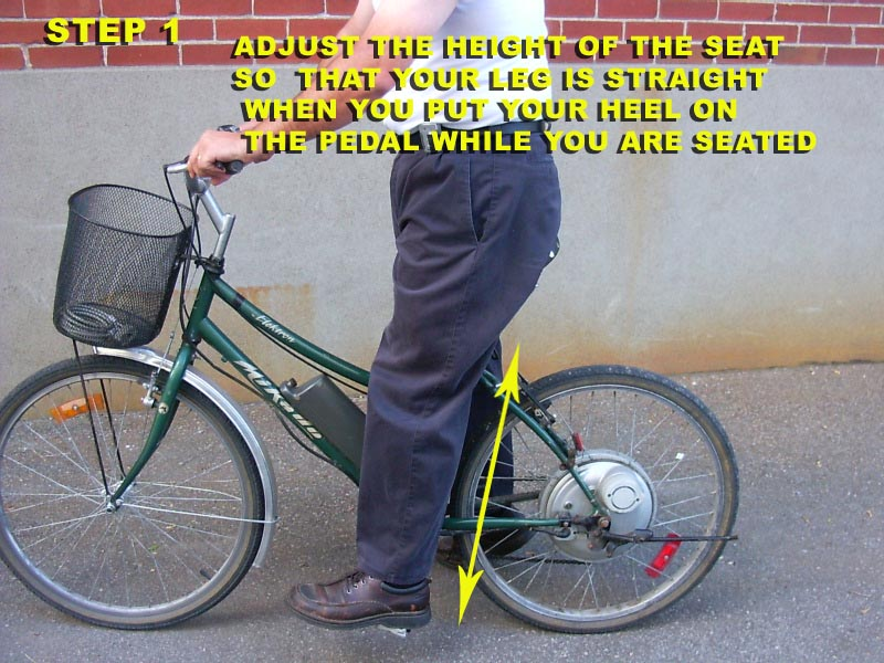 Free Advice On How To Fix Your Bicycle Bicycle Seats What You