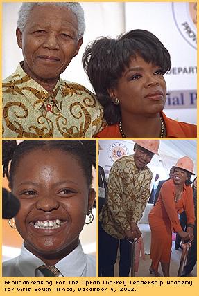 oprah winfrey leadership essay