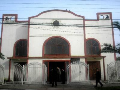 Iglesia Metodista Pentecostal de Curicó