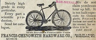Bicycle Ad