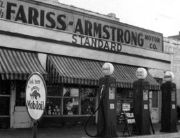 Farriss-Armstrong Service Station