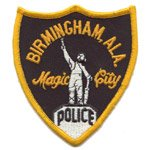 Birmingham Police patch