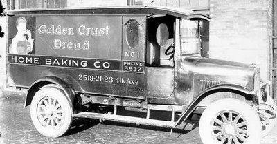 Home Baking Co. truck