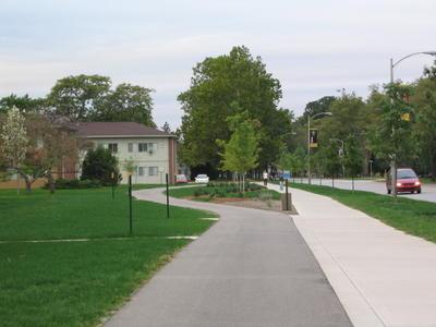 State Street Bike Path