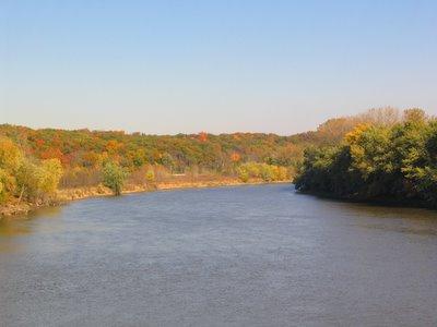 Wabash River at Granville Bridge