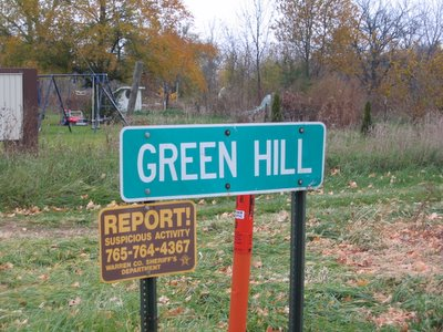 Green Hill Town Limits