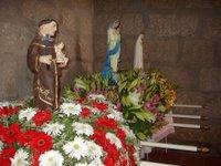 Santos da Capela da Roda...Foto Zel