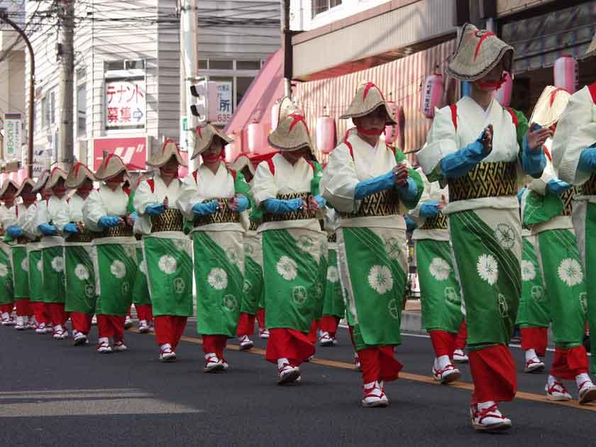 Kanagawa Prefecture Festival of Kanagawa Prefecture