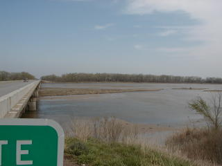Platte River South of Schuyler