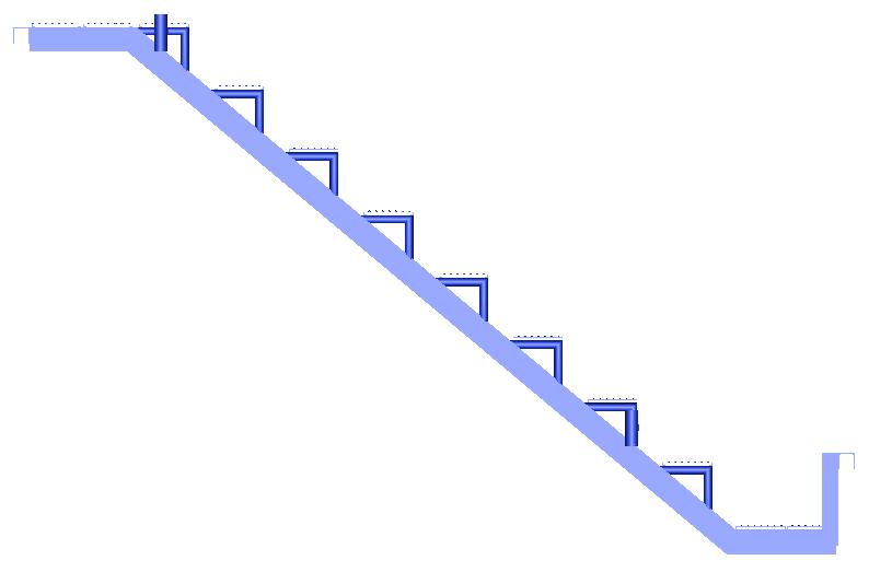 Marta webquest vamos a hacer una escalera for Como trazar una escalera de metal