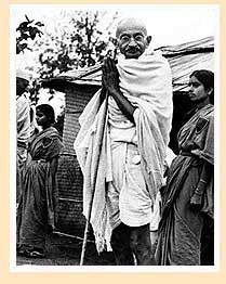 Mahatma Gandhi Saintly Sinner
