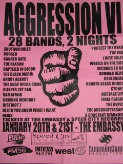 Aggression Fest