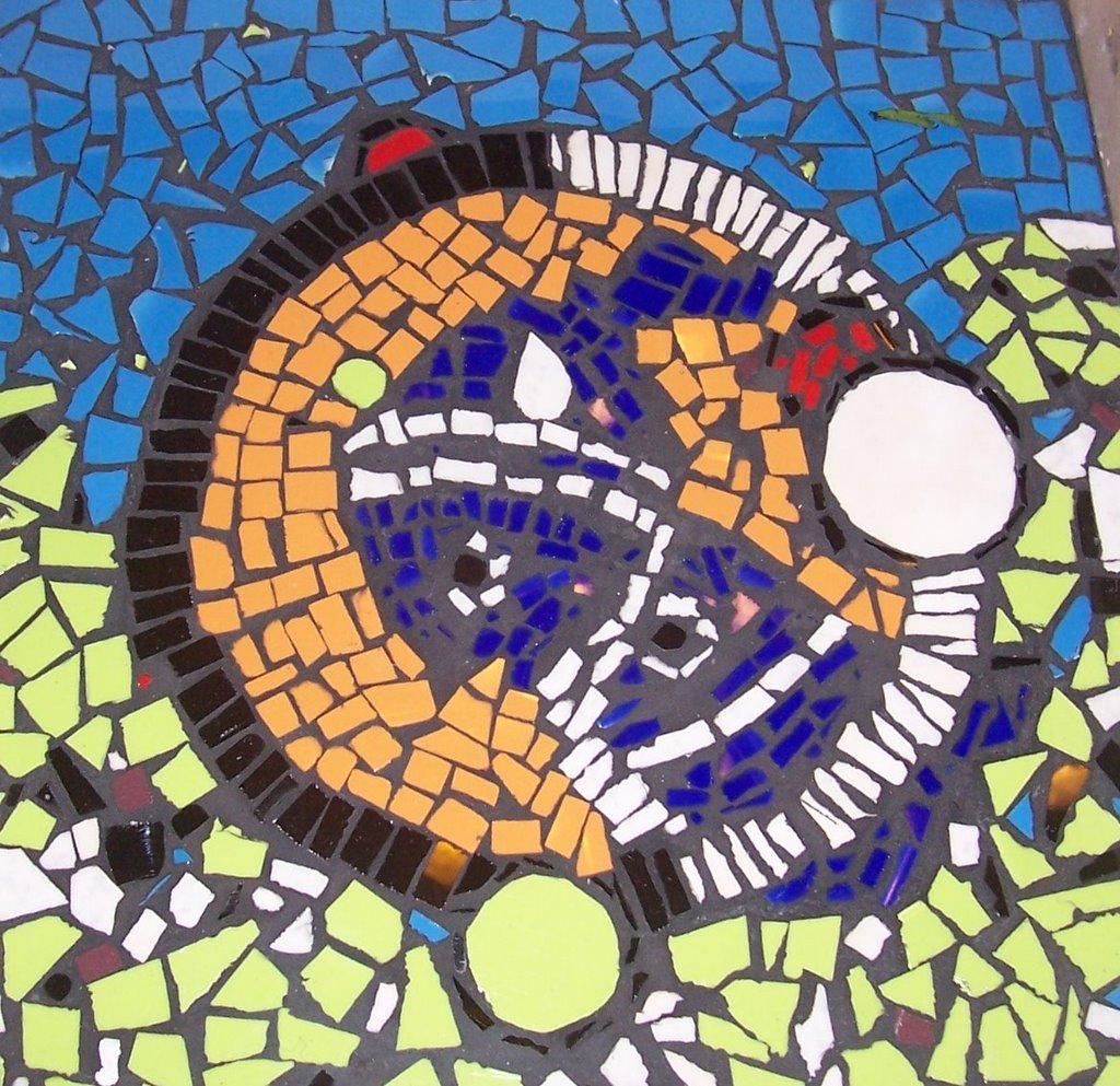 Mosaico Ceramica Of Mosaico En Ceramica