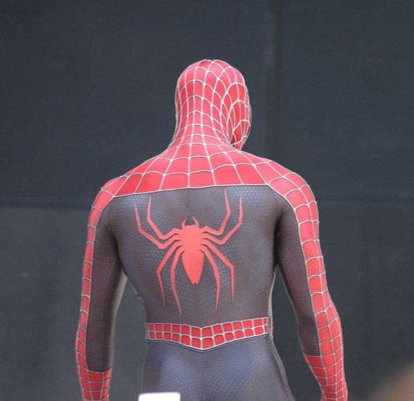 Lo bueno, lo malo y lo feo: Imágenes de Spiderman 3! Tobey Maguire