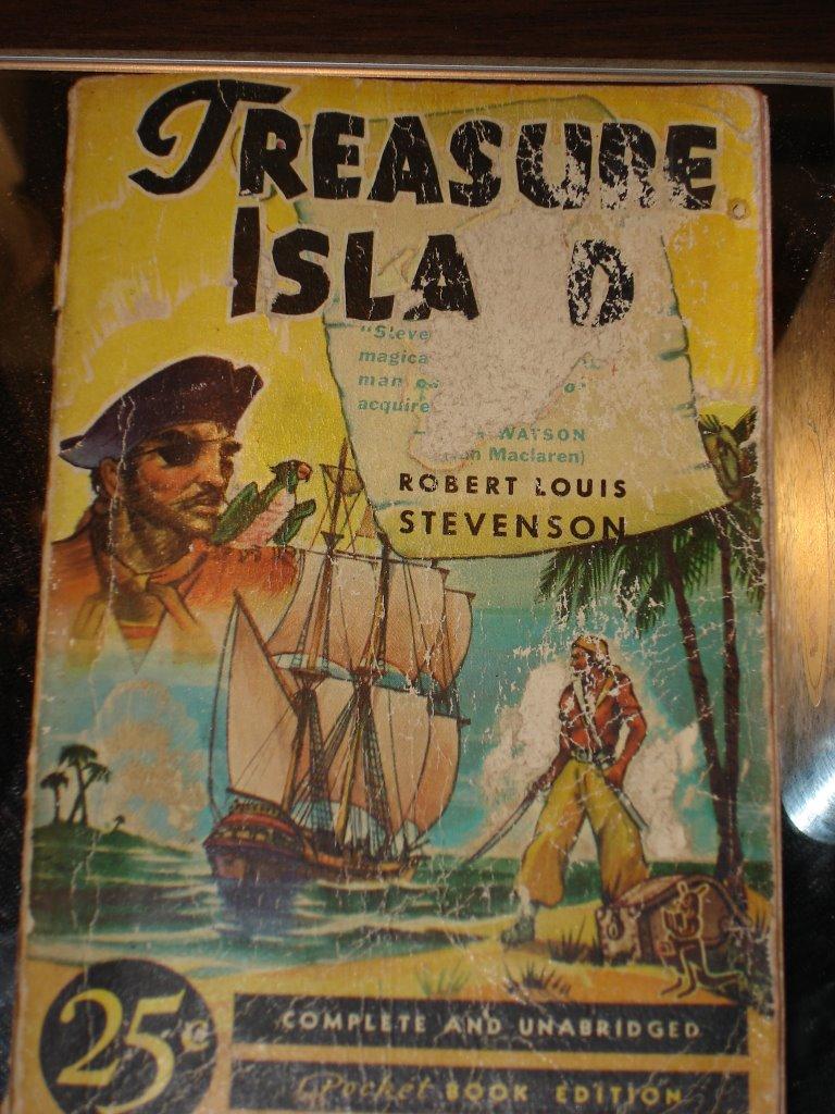 treasure island research paper