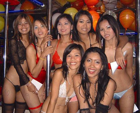 Clubs Bangkok bisexual