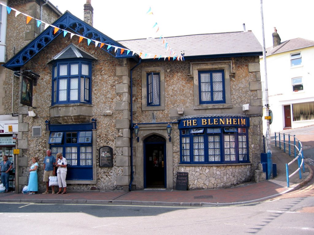 isle of wight pubs february 2006