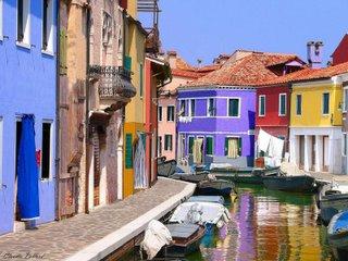 Burano, Veneza
