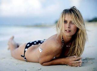 Maria Sharapova @ SI: Swimsuit Edition, Março 2006