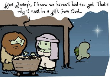 ...it must be a gift from God!