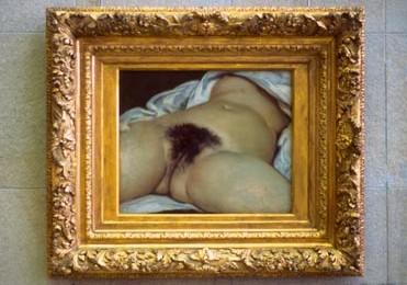 L'Origine du Monde (Gustave Courbet, 1866)
