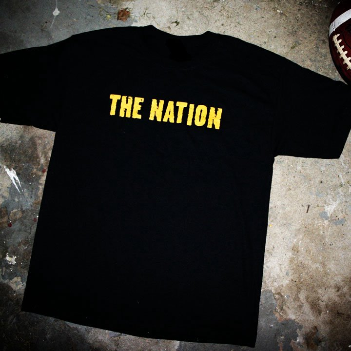 86b83c1f5 Stephen from Sport the Nation sent me some tee shirts and I want to give  him a plug (see the ad on the left sidebar).