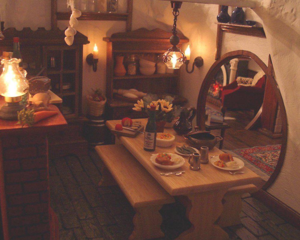 Mataratas la casa de bilbo bols n - La casa de los hobbits ...