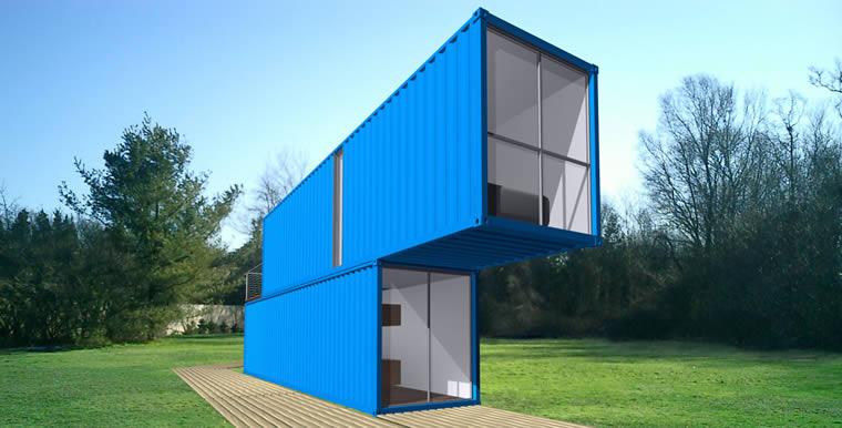 Arch idea vivre dans un conteneur for Vivre dans un container