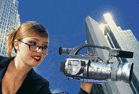 Videojournalismus. Foto: ots/JVC